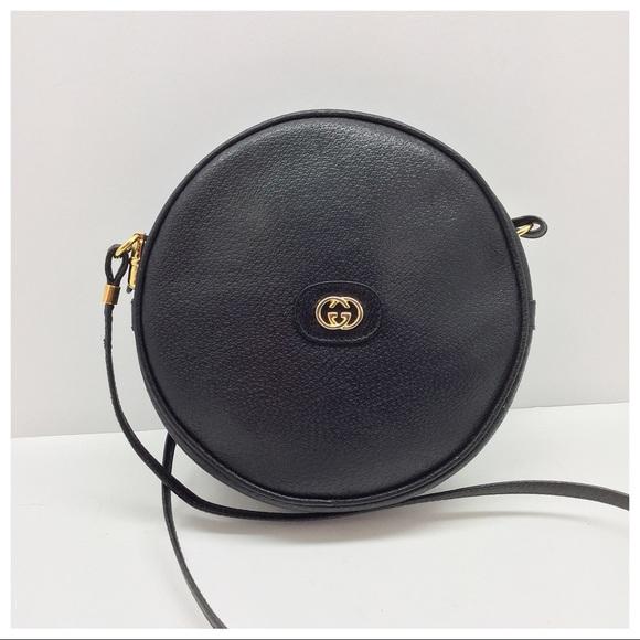 632ae9550a7 Gucci Handbags -  Gucci  Vintage Boarskin Canteen Bag